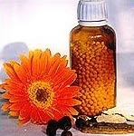 About Homeopathy. pillbottle&flower